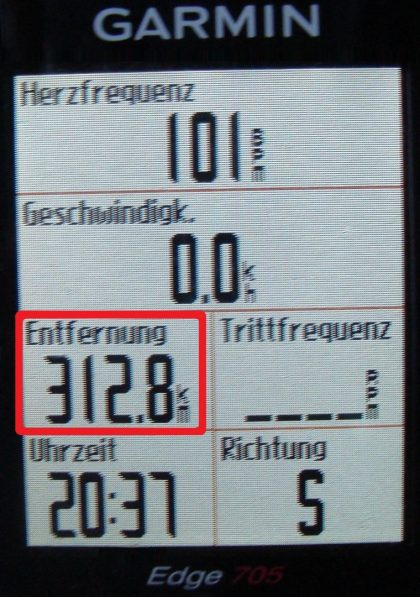 300 Kilometer Rad Etappe Radtour Radfahren RSG Würzburg
