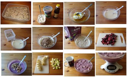 Frühstück Müsli Ernäherung Sportler