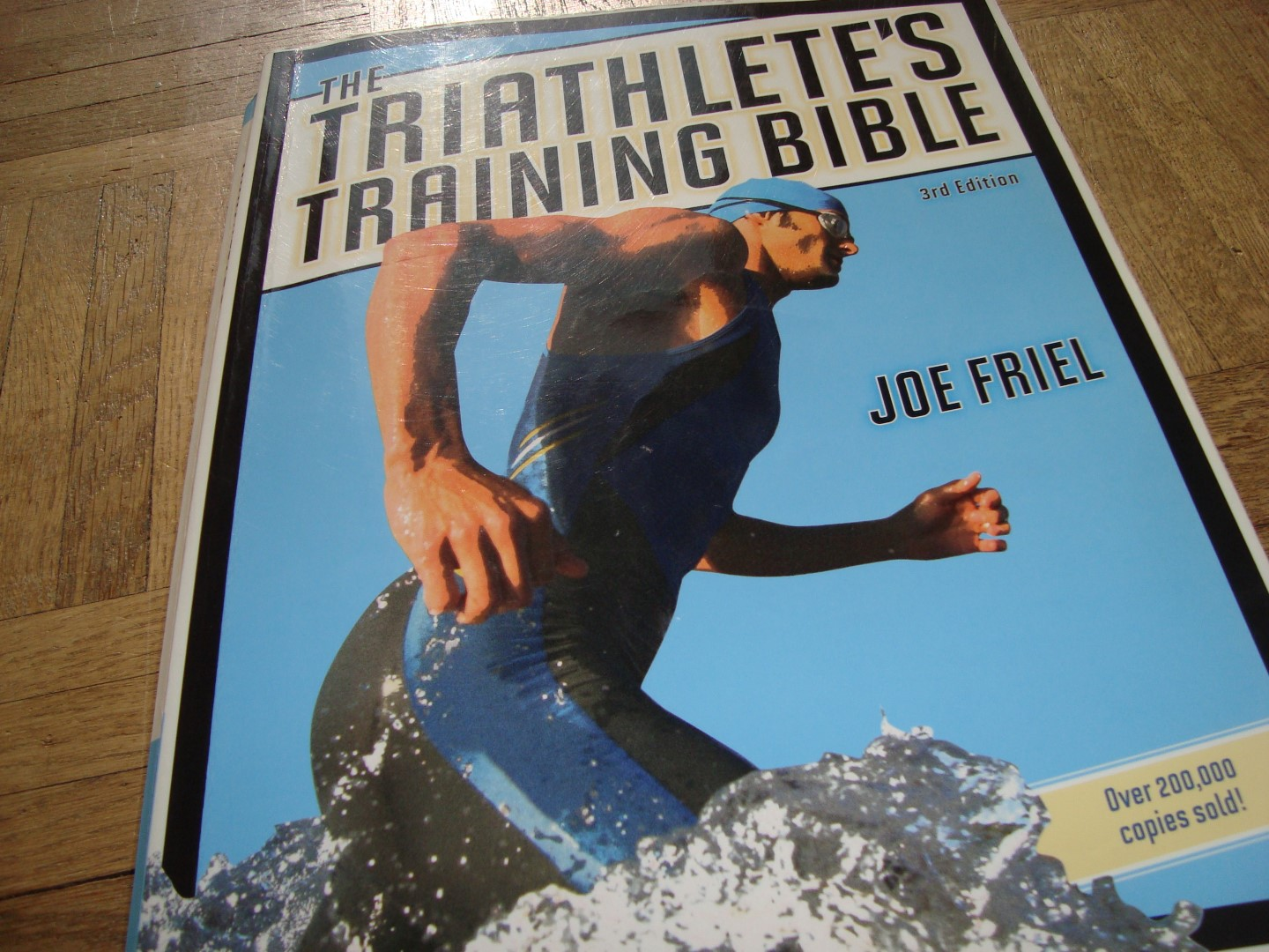 Die besten Triathlon-Bücher: The Triathlete's Training Bible