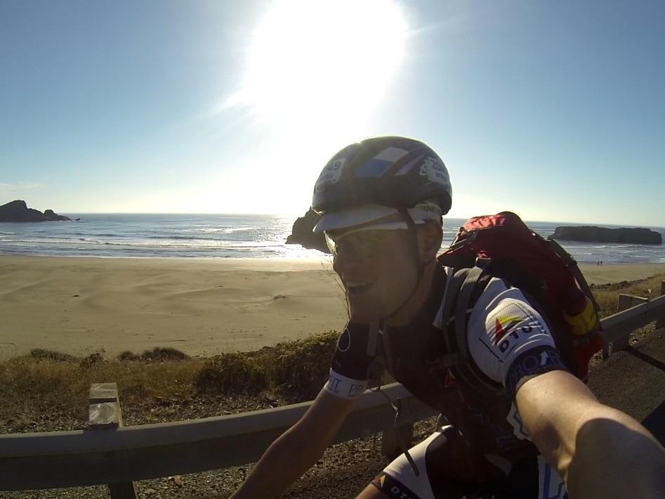 Rennrad Radreise Rucksack leicht schnell
