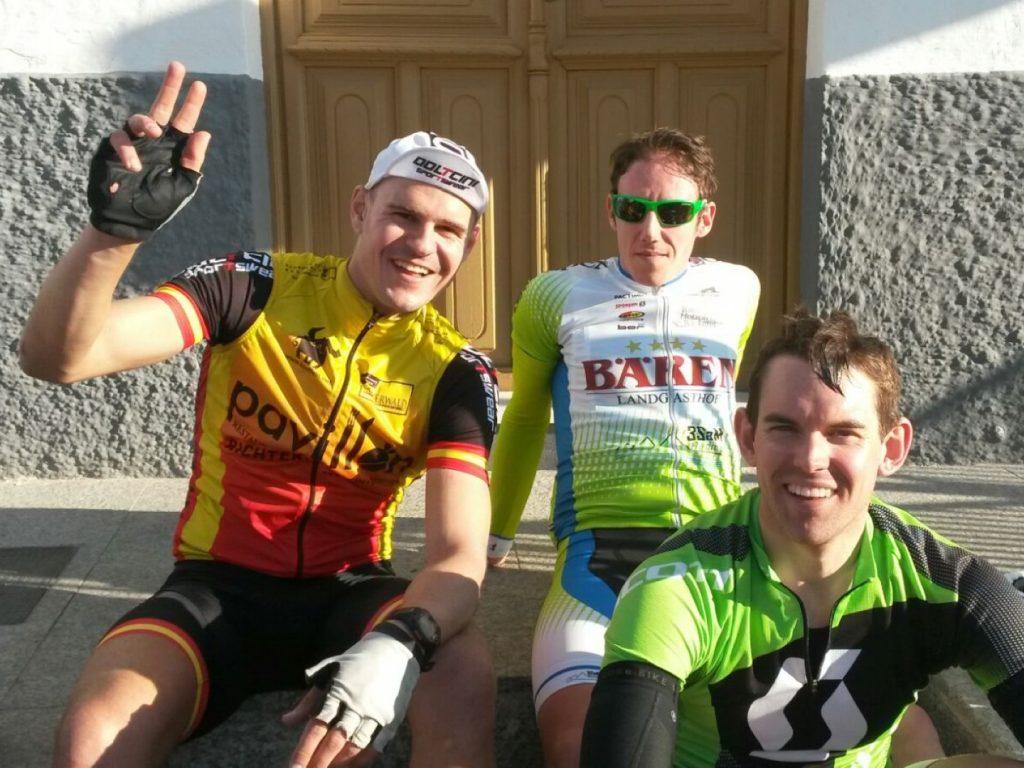 Radrennen Spanien Vuelta Cicloturista Almeria Team Germany