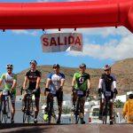 Startrampe Radrennen Spanien Vuelta Cicloturista Almeria Nijar Team Germany