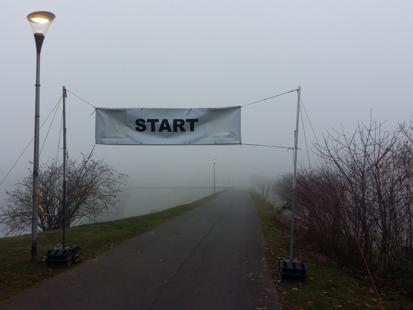Marathon Bad Arolsen Start