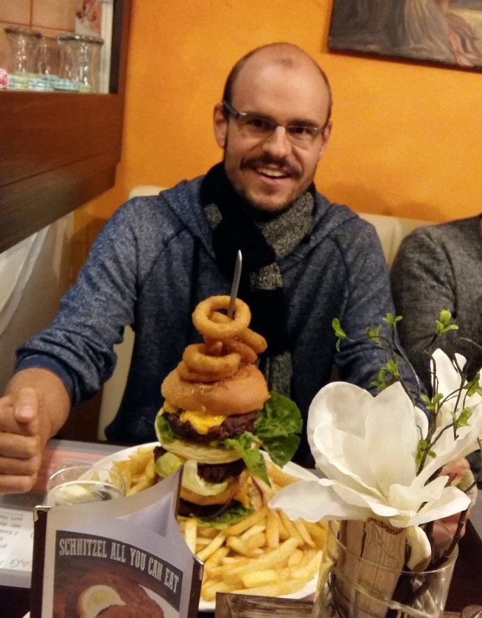 Die große Burger Challenge