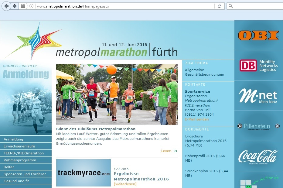 Marathon Pacemaker Tempomacher Tempoläufer Zugläufer Metropolmarathon Fürth