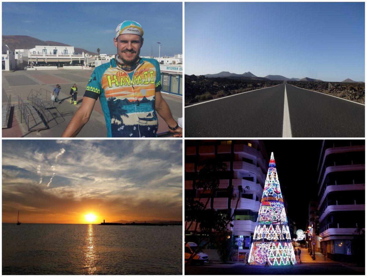 Training Trainingslager Lanzarote Marathon Radfahren Laufen