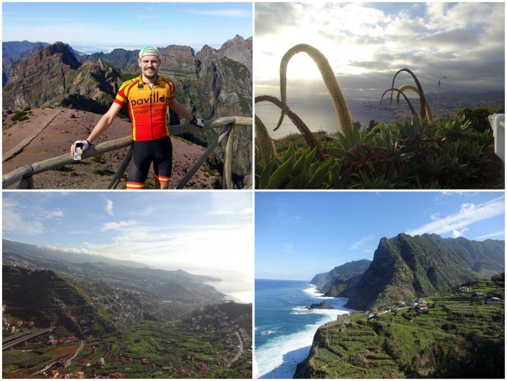 Training Trainingslager Madeira Marathon Radfahren Laufen