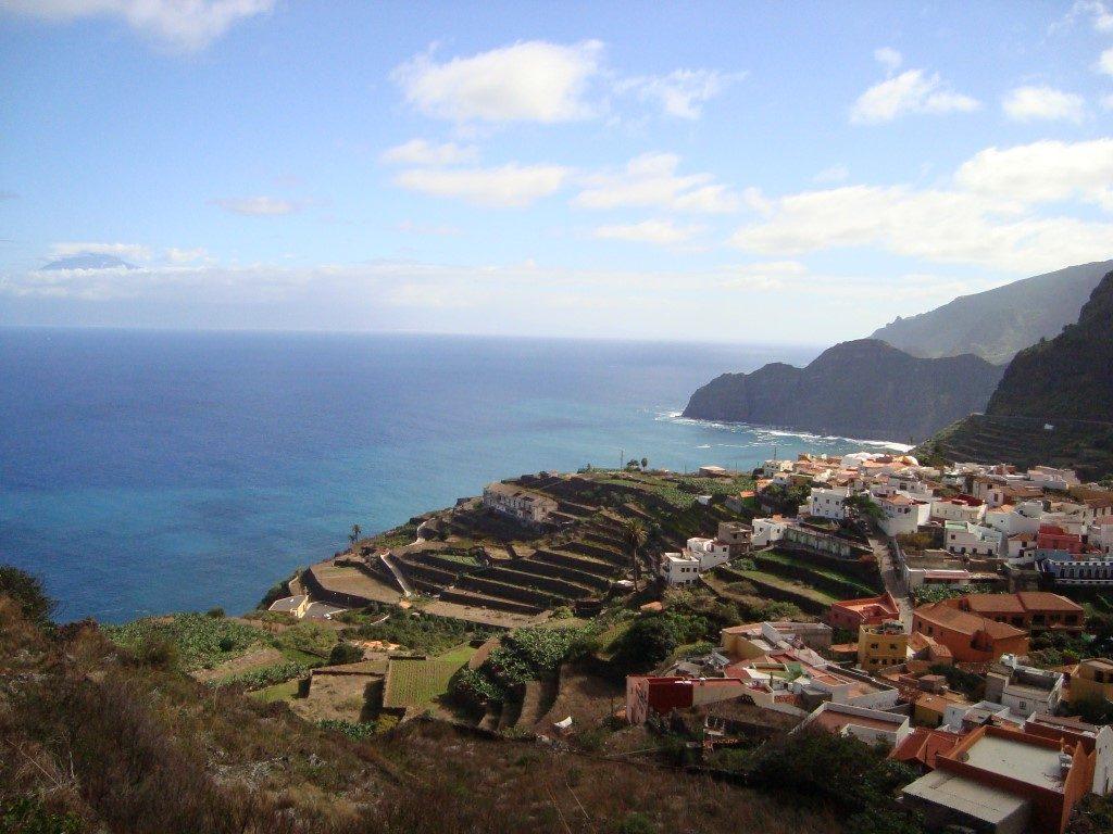 Agulo La Gomera Kanarische Inseln