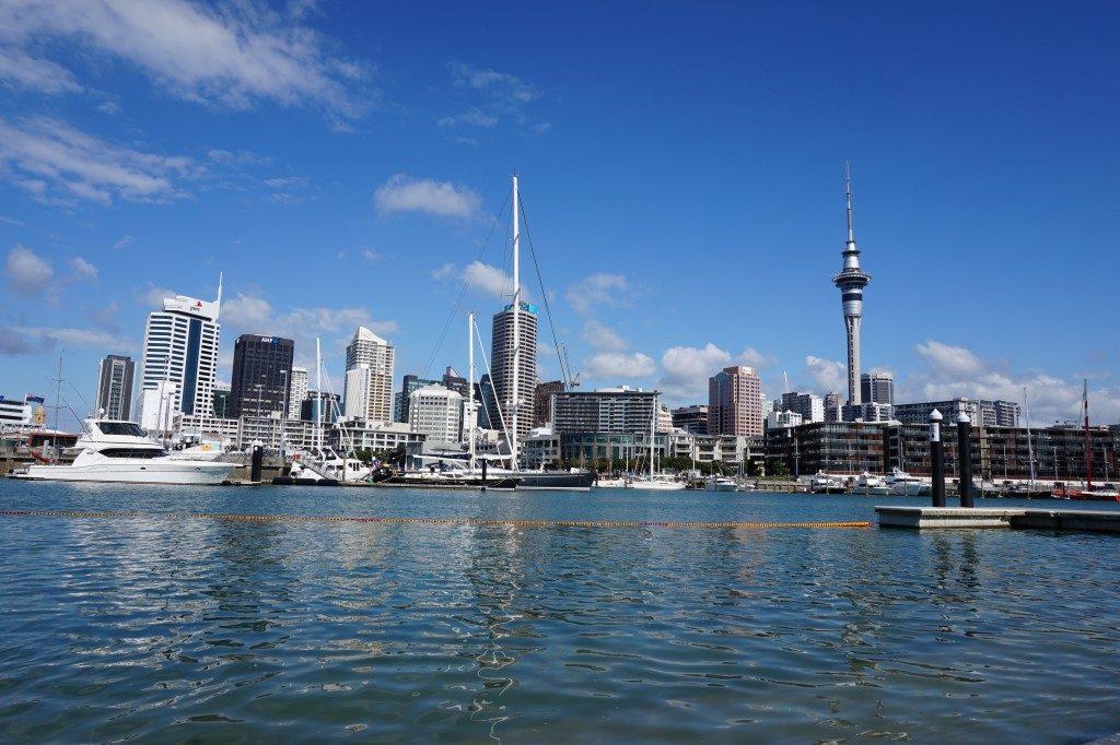 Skyline Auckland Nordinsel Neuseeland