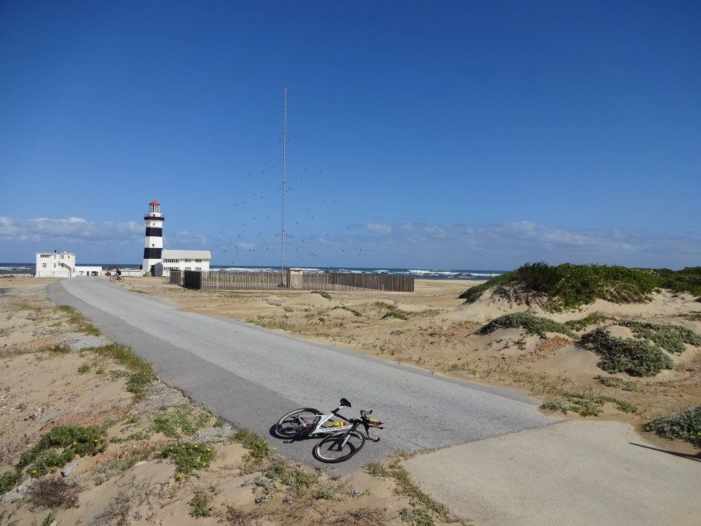 Leuchtturm Cape Recife Port Elizabeth Südafrika