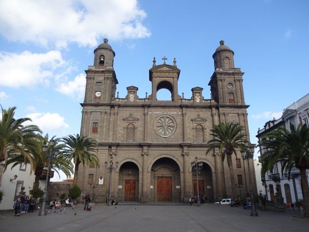 Kathedrale Altstadt Catedral de Santa Ana Las Palmas Gran Canaria
