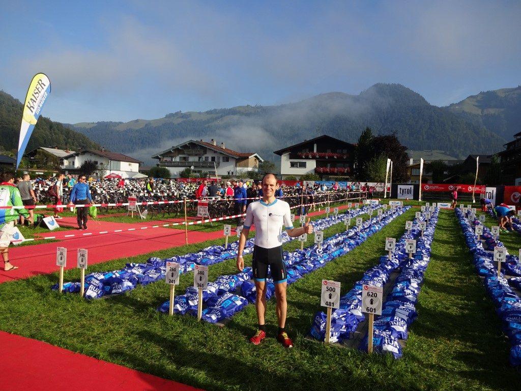 Wechselzone Challenge Walchsee Ironman Tirol Österreich