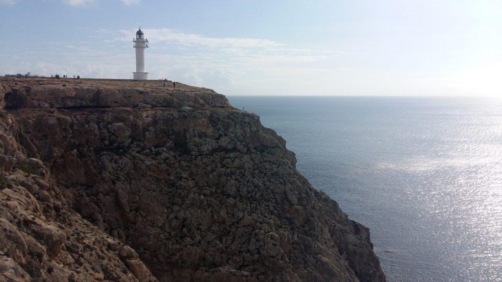 Cora Foradada Leuchtturm Formentera