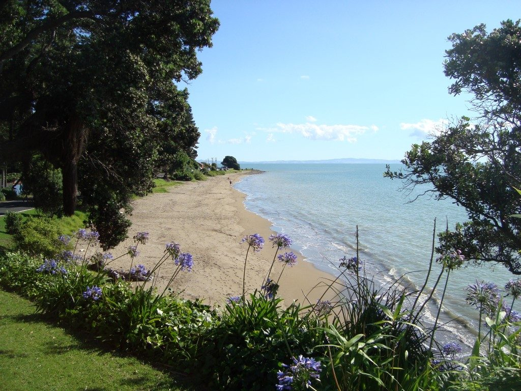 Coromandel Westküste Küste Nordinsel Neuseeland
