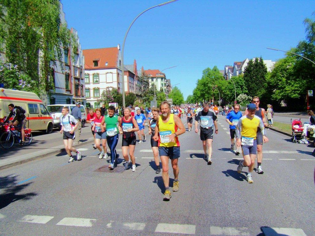 Hamburg Dietrich Eberle Marathon Ultra