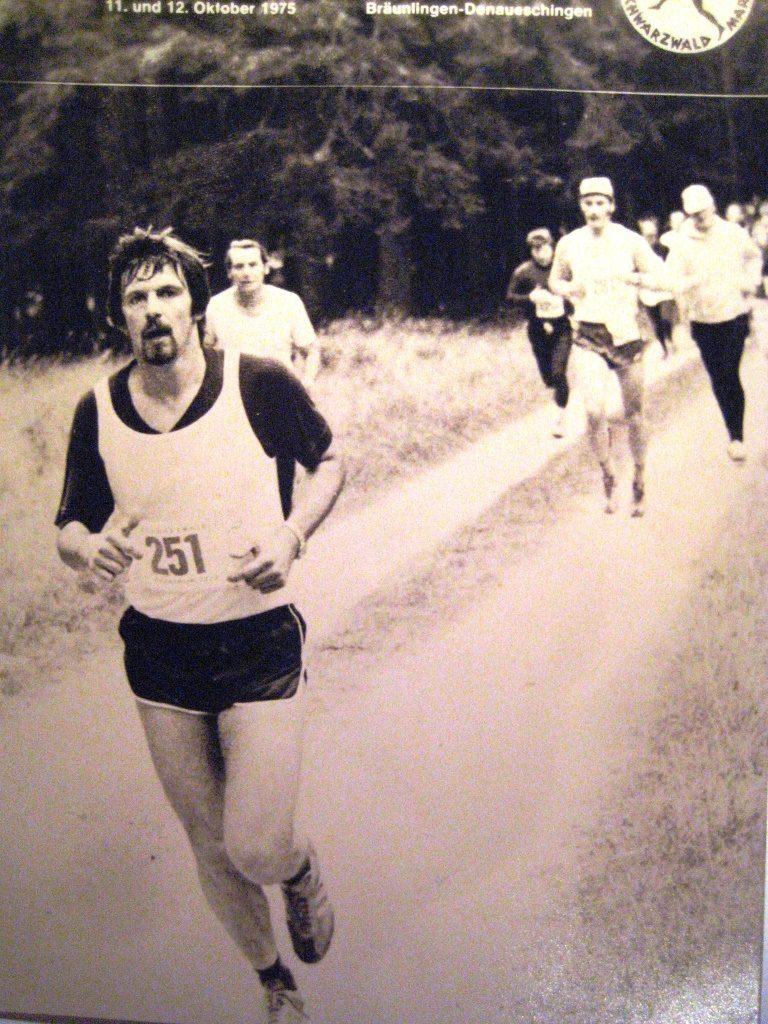 Schwarzwald Dietrich Eberle Marathon Ultra