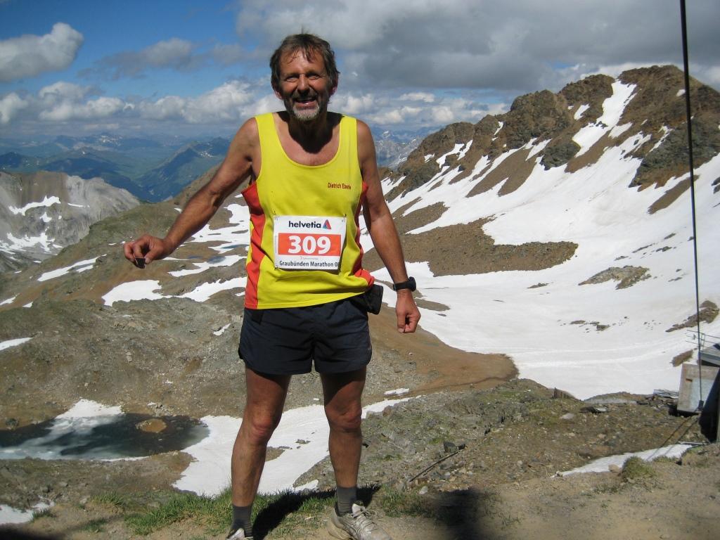 Interview mit Dietrich Eberle: Mehr als 1000 Marathons gelaufen