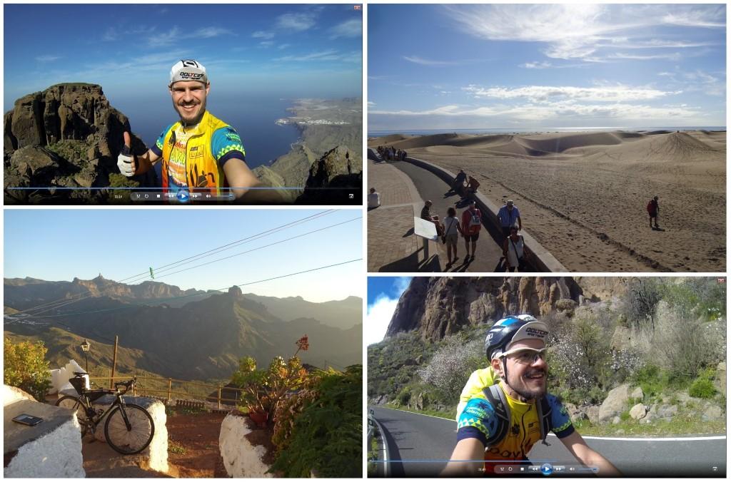 Trainingswoche auf Gran Canaria