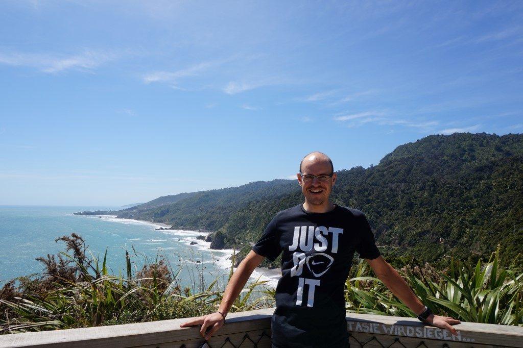Urwald Dschungel Westküste Südinsel Neuseeland