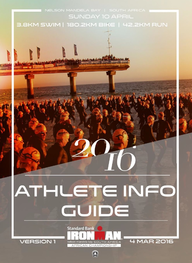 Ironman Südafrika Port Elizabeth Athlete Info Guide