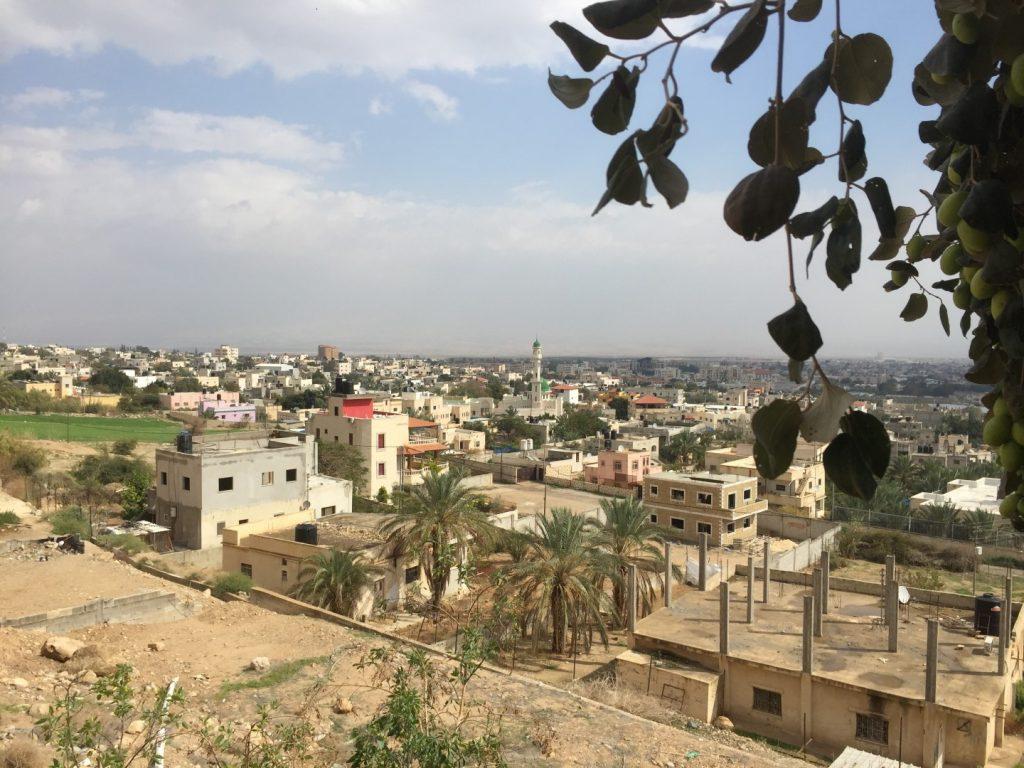 Jericho älteste Stadt Welt Israel
