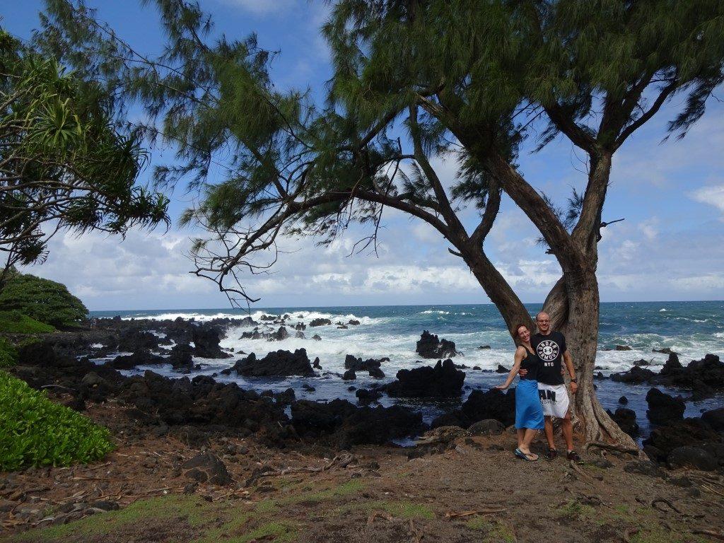 Ke'Anae Point Road to Hana Maui Hawaii