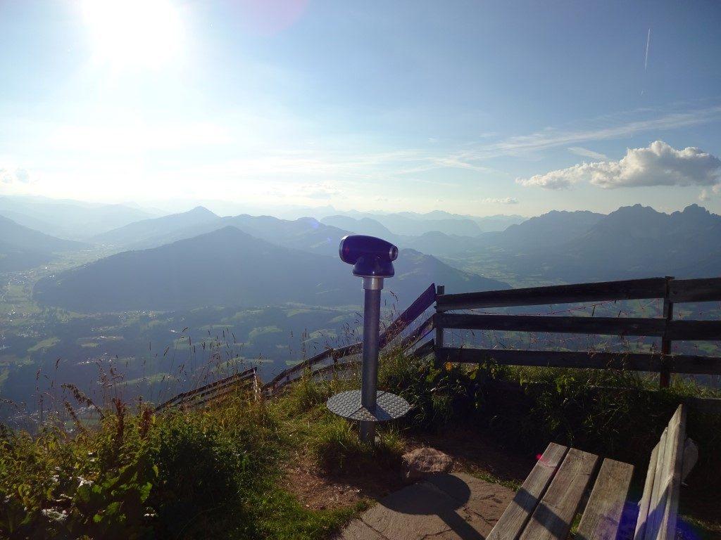 Kitzbühel Horn Tirol Österreich