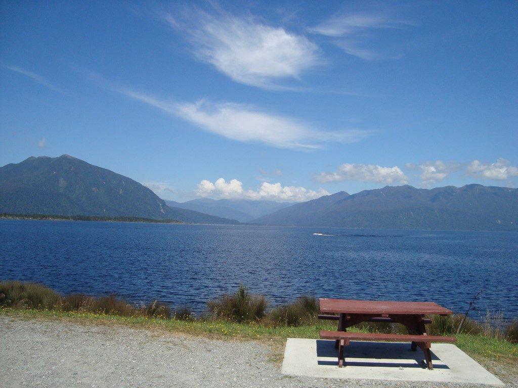 Lake Moana Südinsel Neuseeland