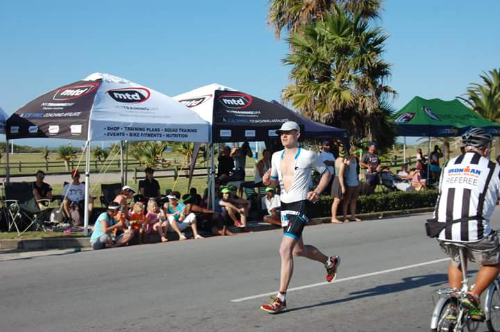 Marathon Laufen Ironman Südafrika Port Elizabeth