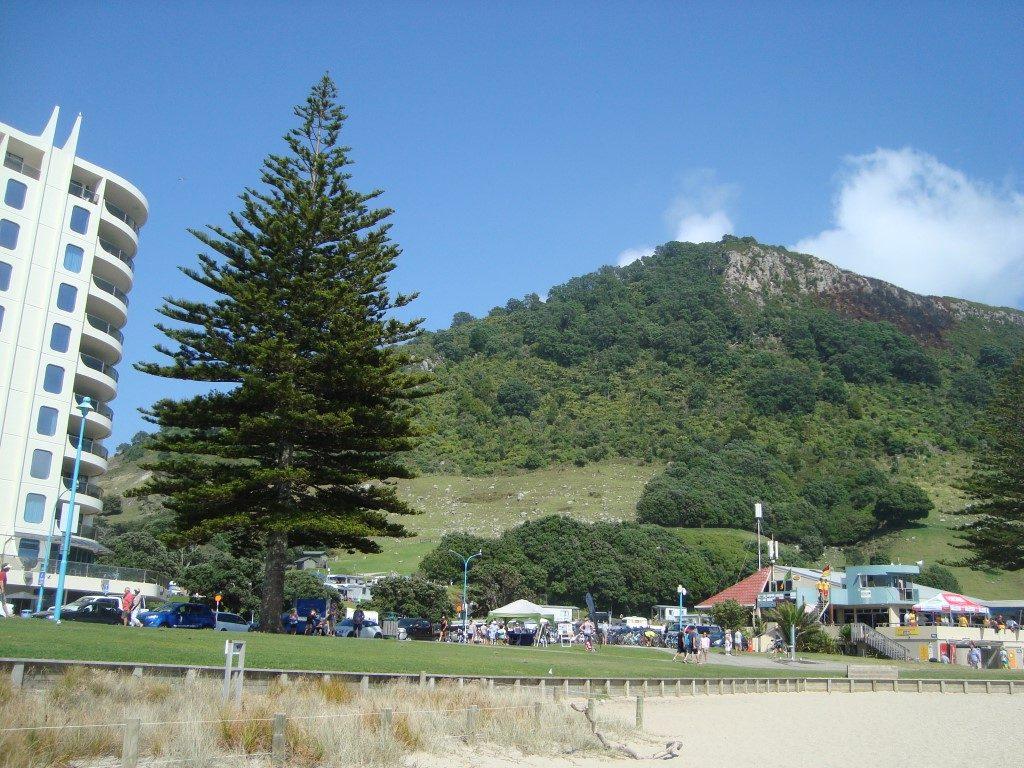 Mount Maunganui Tauranga Nordinsel Neuseeland