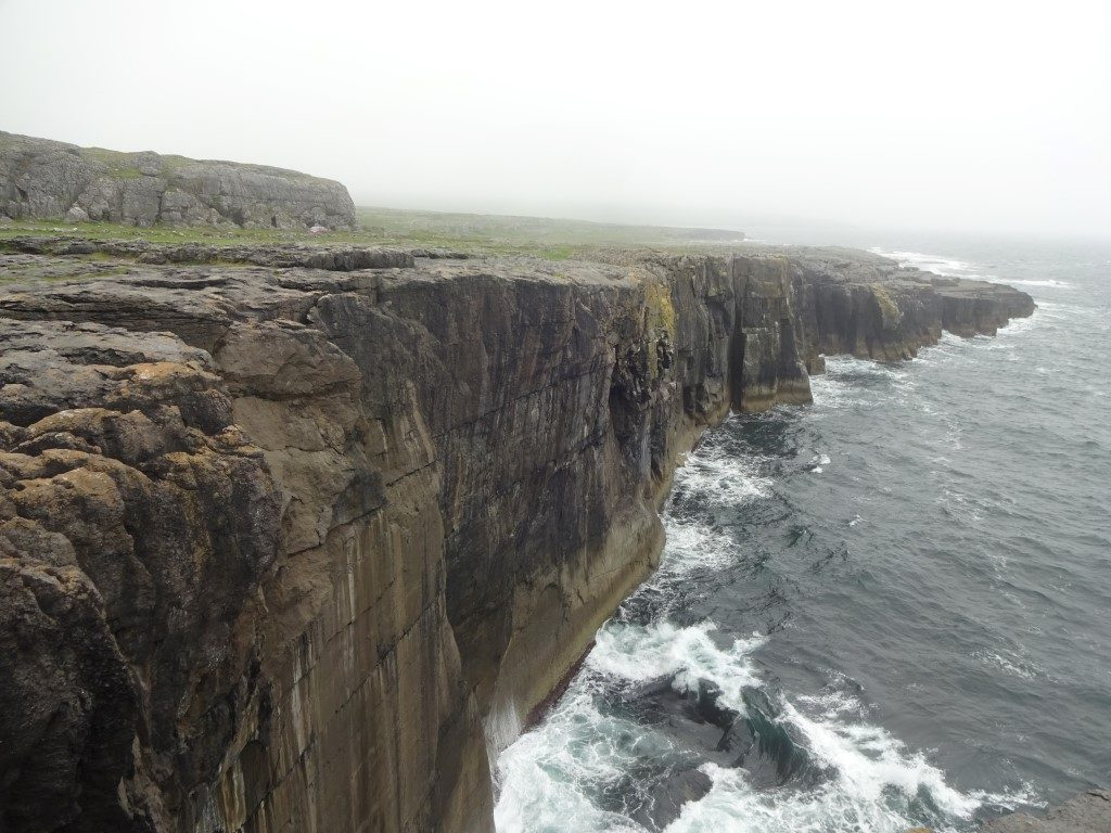 Cliffs of Moher Klippen Irland