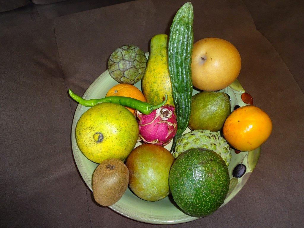 Obst Früchte Gemüse Farmers Market Kihei Maui Hawaii