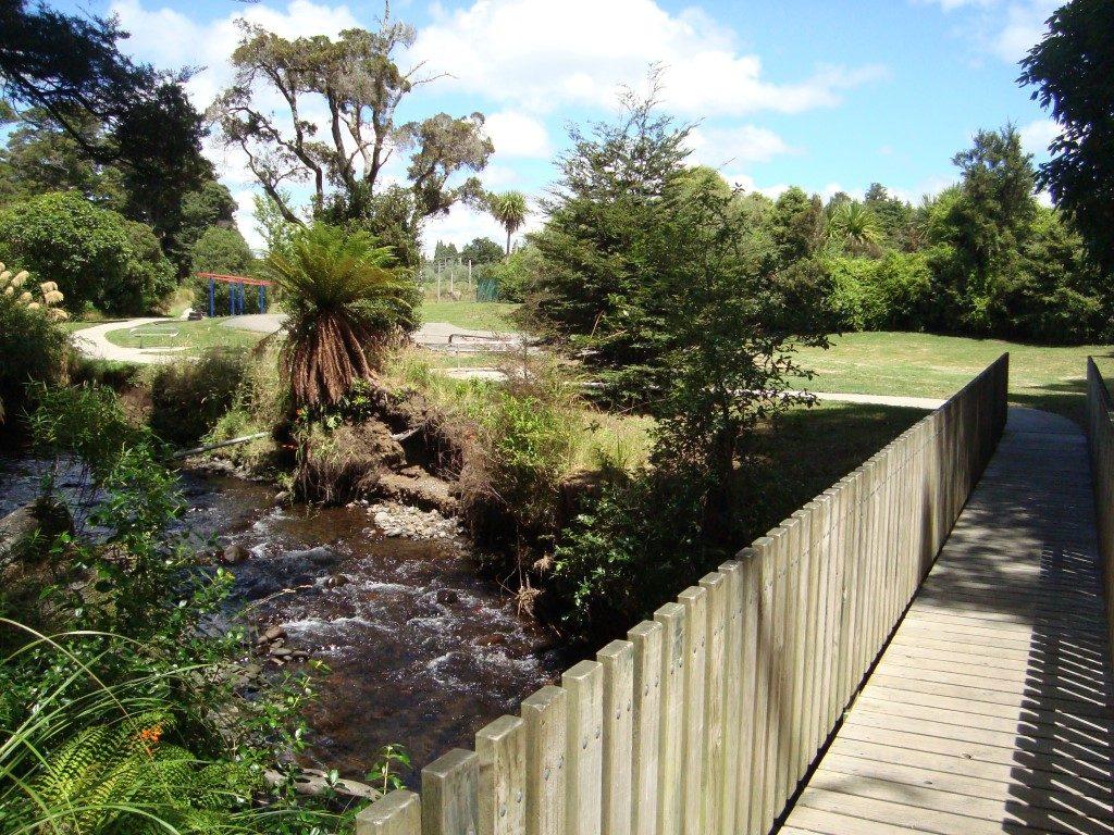 Ohakune Ruapehu Nordinsel Neuseeland