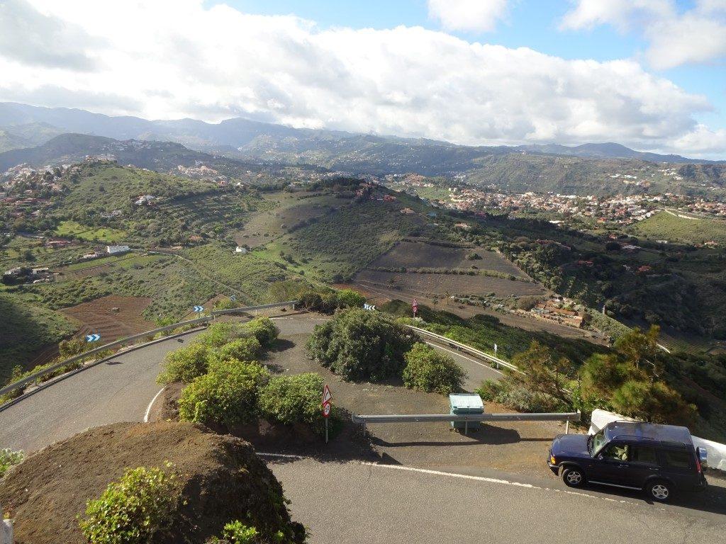 Pico de Bandama Gran Canaria