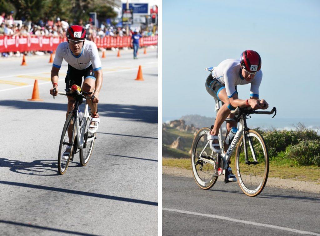 Radfahren Ironman Südafrika 2016 Port Elizabeth
