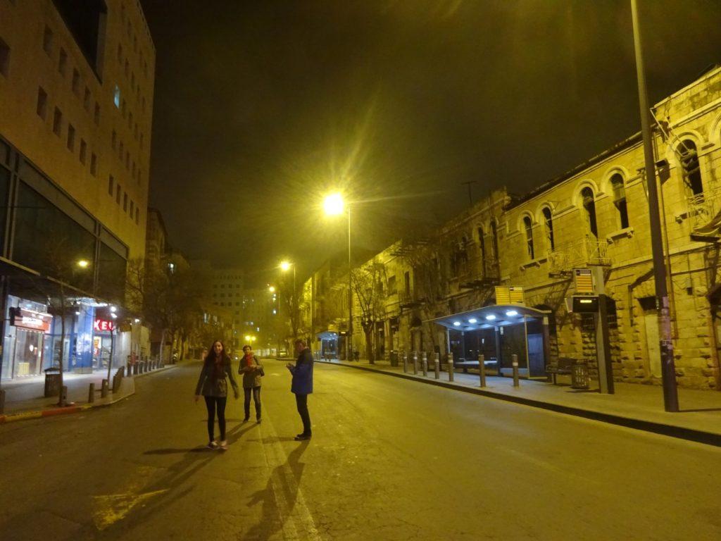 Sabbat Schabbat jüdisches Viertel Jerusalem Israel