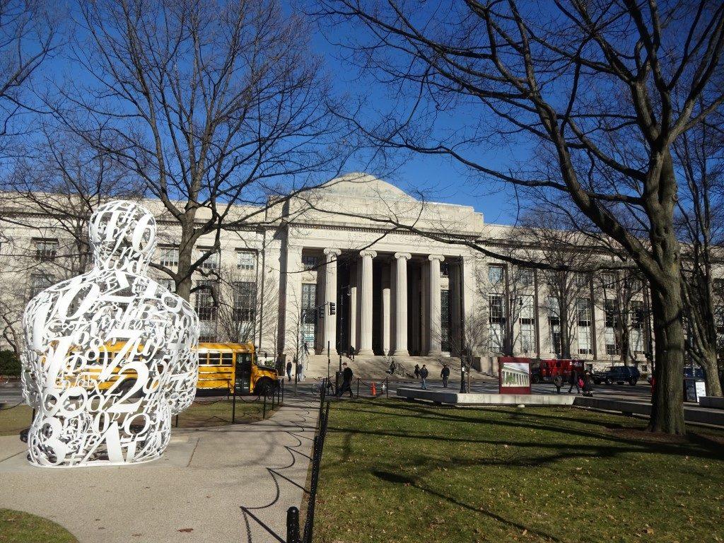 Massachusetts Institute of Technology MIT Cambridge Boston Massachusetts
