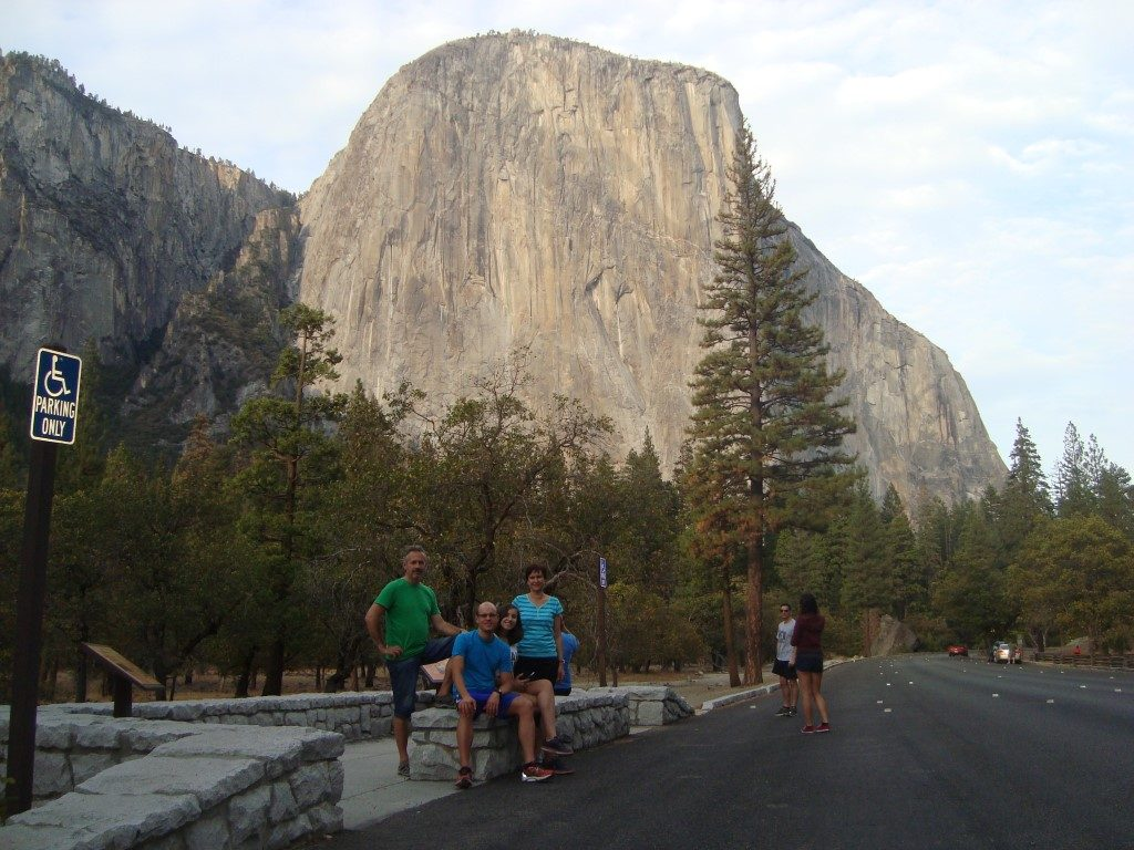 El Capitano Yosemite Village