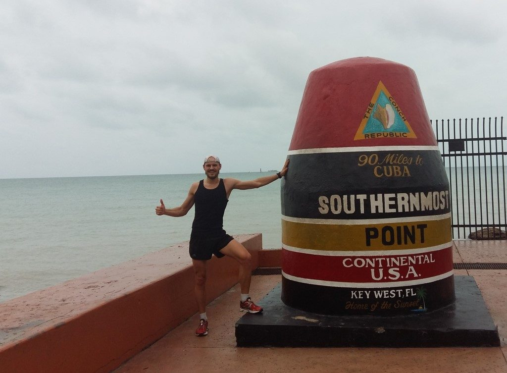 Key West Southernmost Point südlichster Punkt Florida USA