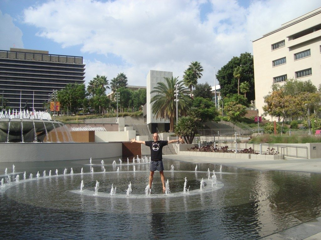 Grand Park Los Angeles Kalifornien