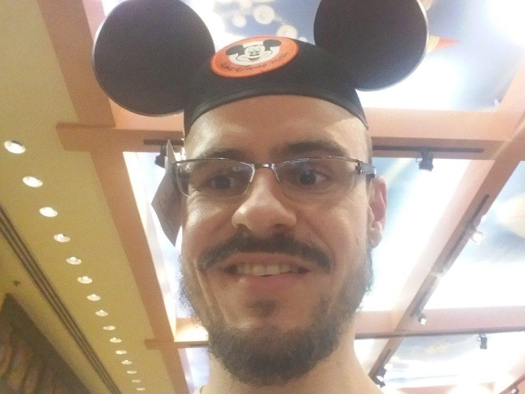 Mickey Mouse Disney Springs Orlando Florida
