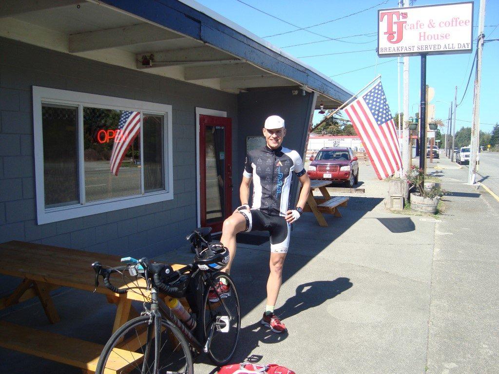 Highway 101 Pause Brookings Oregon
