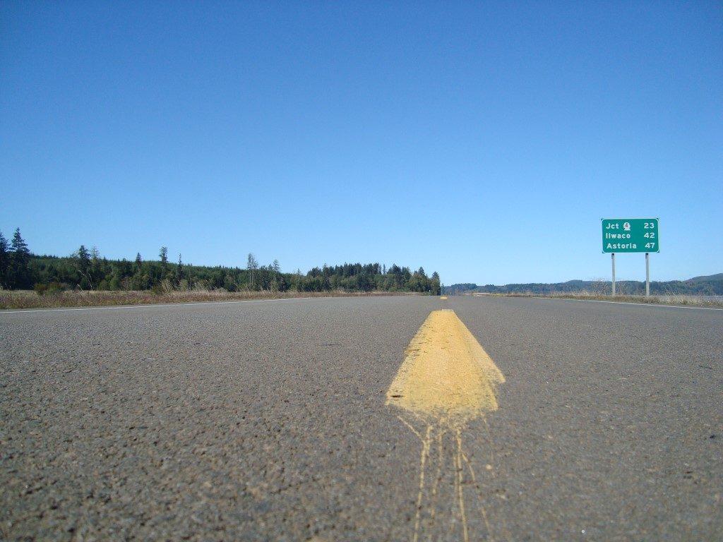 Highway 101 Astoria Washington