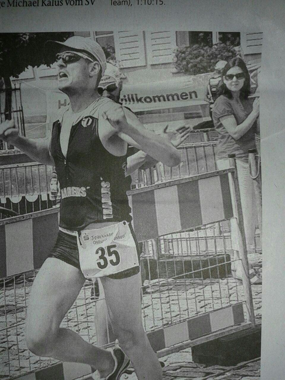 """Mein erster Triathlon-Sieg, oder der """"unmögliche"""" Moment"""