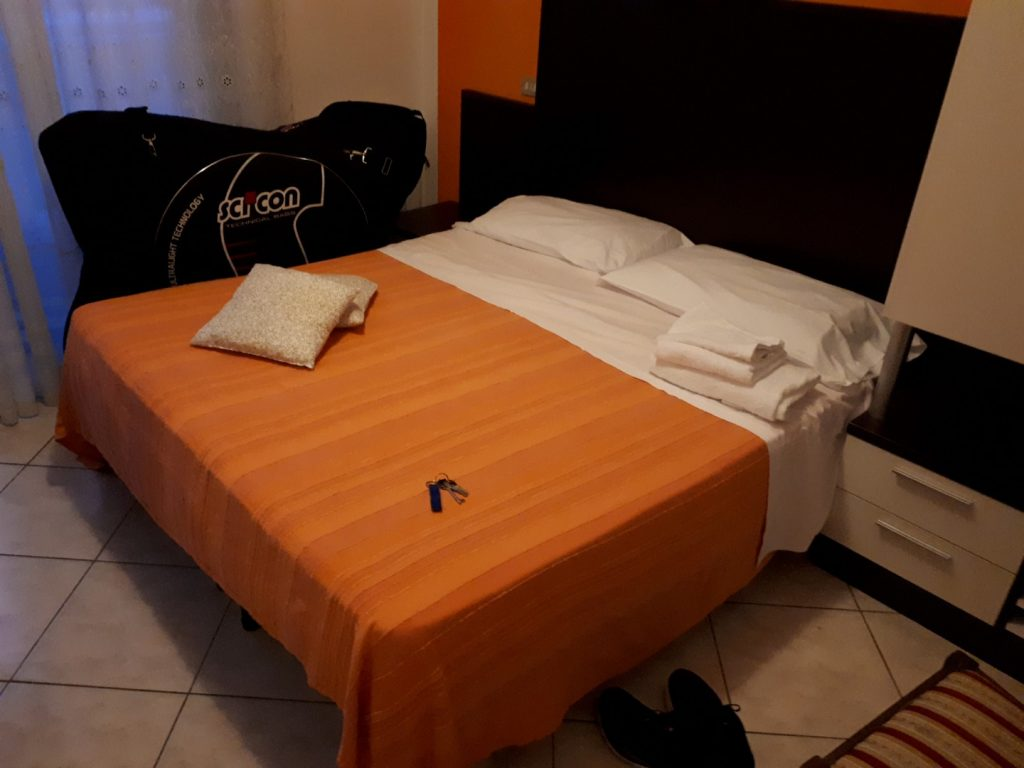 Bed Breakfast Oasi Pescara Italien
