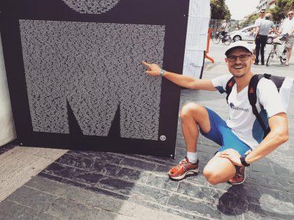 Marko Gränitz Qualifikation WM Ironman 70.3 Pescara Italien