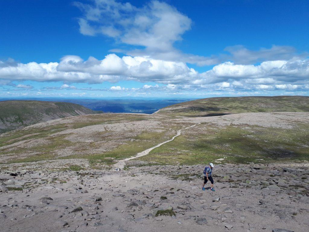 Cairngorms Peak Nationalpark Highlands Schottland