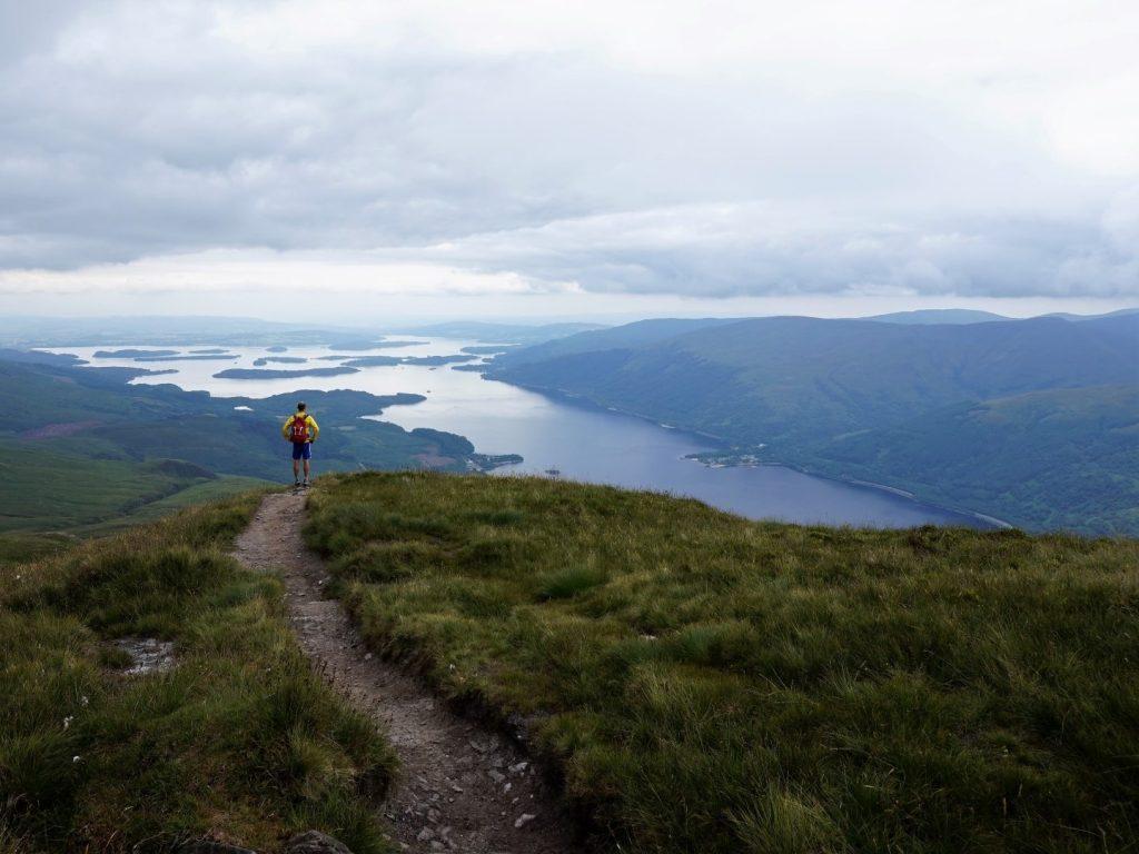 Loch Lomond Nationalpark Inseln Highlands Schottland