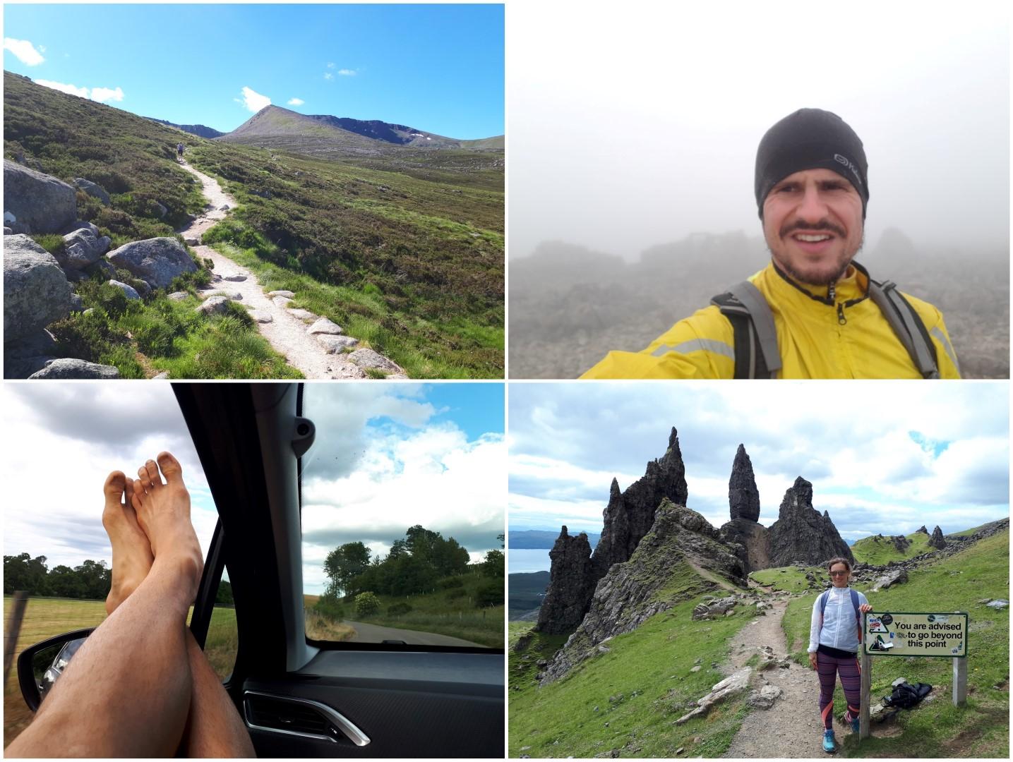 Rundreise durch die schottischen Highlands