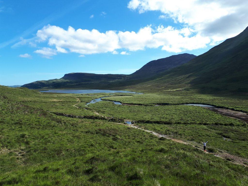 Isle of Skye Highlands Schottland